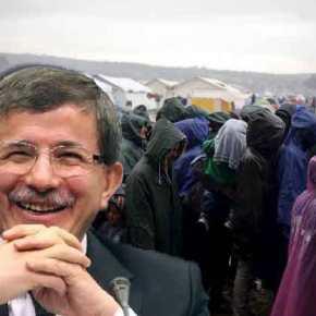 Αχμέτ Νταβούτογλου: Το κόστος και τα βάρη θα πρέπει να επιμερίζονταιδικαίως