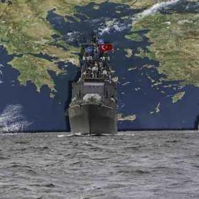 Με το ΝΑΤΟ η Τουρκία Ζητάει τα Πάντα στοΑιγαίο