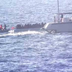 """Η τουρκική ακτοφυλακή """"σώζει"""" πνίγοντας πρόσφυγες στο Αιγαίο! Βίντεο του Channel4"""