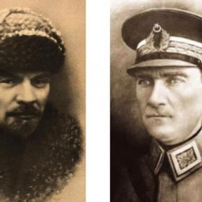 Συνθήκη Φιλίας και Αδελφότητος της Μόσχας (16 Μαρτίου 1921) με τηνΤουρκία