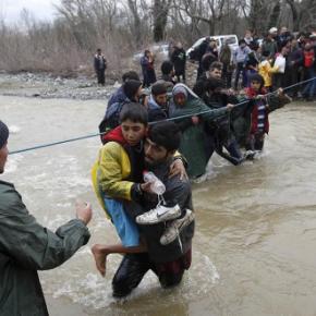 Ειδομένη: Απόπειρα αποσταθεροποίησης στα σύνορα μέσωπροσφύγων