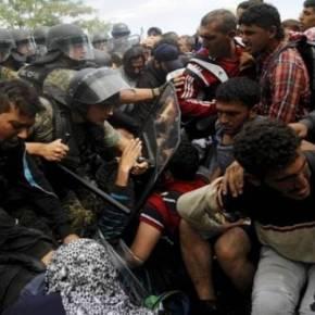 Εξέγερση στην Ειδομένη – Απέκλεισαν την σιδηροδρομική γραμμή – Οι Γεζίντι ορμούν προς ταΣκόπια