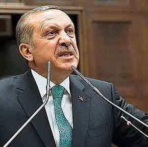 Εκνευρίστηκε ο Ερντογάν από βίντεο που τονσατιρίζει
