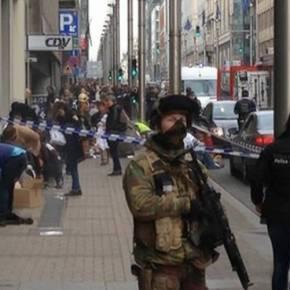 Ευρωπαίοι ηγέτες για το τρομοκρατικό κτύπημα στις Βρυξέλλες: »Βρισκόμαστε σε πόλεμο»–