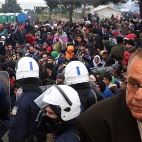 «Χιλιάδες πρόσφυγες θα εγκλωβιστούν για τρία χρόνια στην Ελλάδα«
