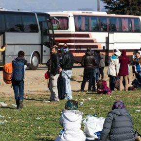 Την ώρα που υλοποιείται το σχέδιο εκκένωσης της περιοχής Πρόσφυγας στην Ειδομένη: Θα δεχόμουν να αποχωρήσω, αν η ελληνική κυβέρνηση μας έδινε ένα σπίτι ναμείνουμε
