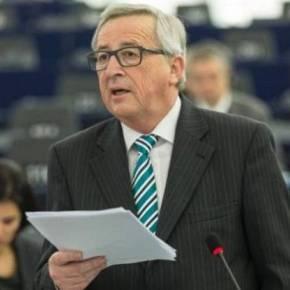 Νέα απαράδεκτη πρόκληση από τον Ζ.Κ.Γιούνκερ: Αποκάλεσε τα Σκόπια«Μακεδονία»