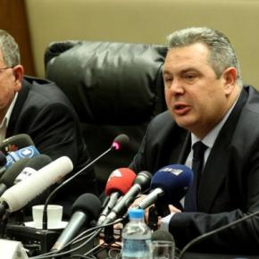 Μένει ή φεύγει ο Καμμένος; Είχε πει κι αυτός τα Σκόπια Μακεδονία;-ΒΙΝΤΕΟ