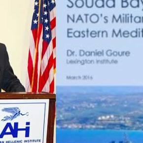 """Ύμνοι ΗΠΑ για τη Σούδα παρουσία Καμμένου! Είναι """"το στρατιωτικό στολίδι τουΝΑΤΟ»"""
