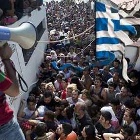 Ανθρωπισμός και μεταναστευτικό – Από 77 χώρες μπουκάρουν οι λαθρομετανάστες στη χώραμας