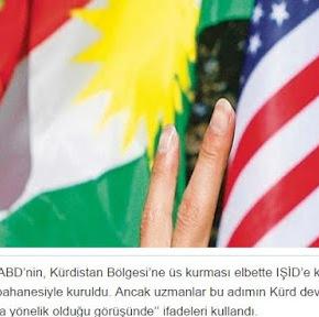 «Οι Αμερικανοί σχεδιάζουν τη δημιουργία κουρδικούκράτους»
