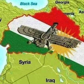 «ΔΙΑΛΥΕΤΑΙ» Η ΤΟΥΡΚΙΑ! Οι Κούρδοι της Συρίας ανακοίνωσαν την εγκαθίδρυση ομόσπονδης περιφέρειας στον συριακόβορρά