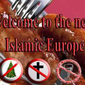 Ευρωπαϊκή κατάντια – Η Γερμανία αποσύρει από τις αγορές λουκάνικα και μπέικον για να μην θιγούν οι λαθρομετανάστες!