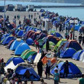 Η ΧΩΡΑ ΑΠΕΙΛΕΙΤΑΙ ΚΑΙ Η ΚΥΒΕΡΝΗΣΗ ΠΑΙΖΕΙ ΜΕ ΤΟΥΣ ΑΡΙΘΜΟΥΣ – Ποιο ΝΑΤΟ και ποιοι 50.000; Η χώρα απ' άκρη σ' άκρη «βουλιάζει» στους λάθρο-πρόσφυγες – Πάμε για 1.000.000–