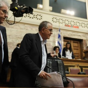 Προς ψήφιση στη Βουλή το νομοσχέδιο για το προσφυγικό-Φωτογραφίες.