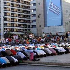 Η Ελλάδα θα φιλοξενήσει 750.000 με 2.000.000 μουσουλμάνους και θαδιαλυθεί