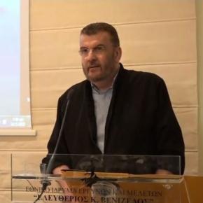 Ο Νίκος Χειλαδάκης Στον Αντέννα Νότιας Ελλάδας για τις τρέχουσεςεξελίξεις
