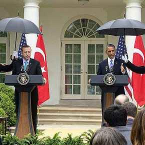 Νταηλίκια Ερντογάν στις ΗΠΑ! Σωματοφύλακες επιτέθηκαν σε δημοσιογράφους!(βίντεο)