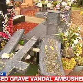 Ισλαμοφασίστες βεβήλωσαν 50 τάφους ορθοδόξων στην Αυστραλία… Τους συνέλαβανΚοζάκοι!