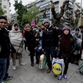 Το προφίλ των προσφύγων στην Αθήνα -Σύροι, άντρες, 25-34 ετών, χαμηλήςμόρφωσης