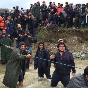 Διπλωματικές διαστάσεις από Σκόπια για την εισβολή προσφύγων – έκτακτη σύσκεψη στοΜαξίμου