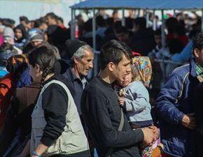 Περισσότεροι από 44.000 οι εγκλωβισμένοι πρόσφυγες Απελπιστική η κατάσταση στηνΕιδομένη
