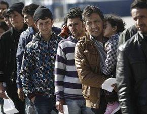 Σύρος πρόσφυγας: ΕυχαριστώΕλλάδα!