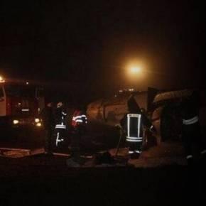 Αεροπορική τραγωδία στη Ρωσία: Αεροσκάφος Boeing συνετρίβη κατά την διάρκεια της προσγείωσης [βίντεο] [upd]