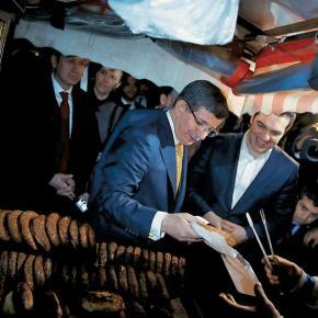 ΟΛΑ ΣΤΟ ΤΡΑΠΕΖΙ ΑΘΗΝΑΣ – ΑΓΚΥΡΑΣ -Η επίσκεψη στη Σμύρνη άνοιξε… την όρεξη για διάλογο εφ' όλης τηςύλης