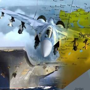 ΕΚΤΑΚΤΟ: Το ρωσικό αεροπλανοφόρο «Admiral Kuznetsov» αποπλέει αιφνιδιαστικά για την Αν.Μεσόγειο (φωτό, vid)