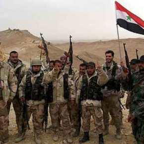 ΘΡΙΑΜΒΟΣ! Κι επίσημα η Παλμύρα στην «αγκαλιά» του Άσαντ!(βίντεο)
