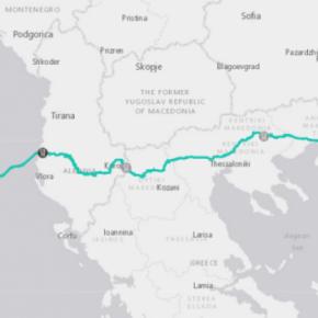 TAP: Ανατέθηκαν σε Ελλάδα – Αλβανία τα συμβόλαια για την κατασκευή τουαγωγού