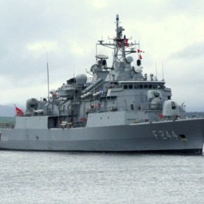 Έσπασε τον τουρκικό τσαμπουκά ο Γερμανός διοικητής της ΝΑΤΟϊκήςδύναμης