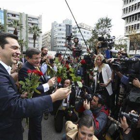 Σμύρνη: Η εφαρμογή των συμφωνιών για τις προσφυγικές ροές στη συνάντηση Νταβούτογλου – Τσίπρα Στο 4ο Ανώτατο Συμβούλιο Συνεργασίας Ελλάδας-Τουρκίας