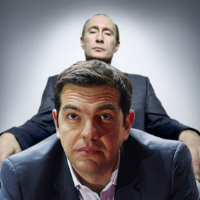 Ο Πούτιν τα «Έσουρε» Τηλεφωνικώς στον Τσίπρα! Ο Διάλογος που Ξέρανε το Λαιμό του Τσίπρα, και του Χρειάστηκαν Αρκετά ΠοτήριαΝερό!