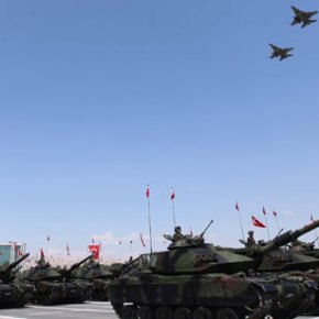 Η παραπληροφόρηση για τους τουρκικούςεξοπλισμούς…