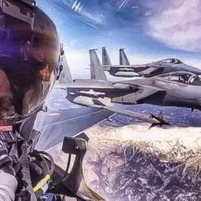 Τουρκία και Σαουδική Αραβία «σκεπάζουν» Αιγαίο και Α.Μεσόγειο με κολοσσιαία αεροπορική δύναμη στην μεγαλύτερη αεροπορική άσκηση (φωτό, vid)