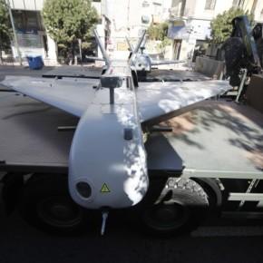 Παρέλαση 2016: Εντυπωσιάζει το UAV των Διαβιβάσεων –ΦΩΤΟ