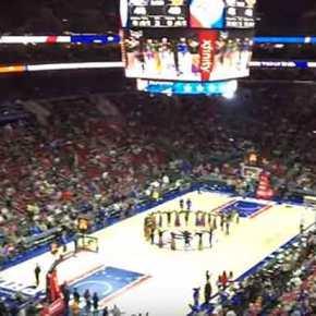 ΠΑΝΤΟΥ ΕΛΛΑΔΑ: Χόρεψαν ποντιακά σε αγώνα του NBA!!!(Βίντεο)