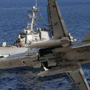 Ναυτικό επεισόδιο με προσέγγιση ρωσικών αεροσκαφών Su-24 στο αμερικανικό αντιτορπιλικό USS DonaldCook