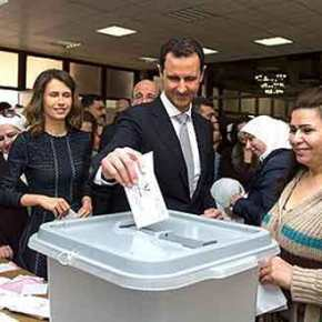 ΙΣΤΟΡΙΚΗ ΜΕΡΑ ΣΤΗ ΣΥΡΙΑ! Σε εξέλιξη οι βουλευτικές εκλογές – Καταχειροκροτούμενος ψήφισε ο πρόεδροςΆσαντ