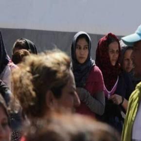 Τους 54.000 προσεγγίζουν οι πρόσφυγες στην Ελλάδα -Πάνω από 3.700 παραμένουν στον Πειραιά (πίνακας)–