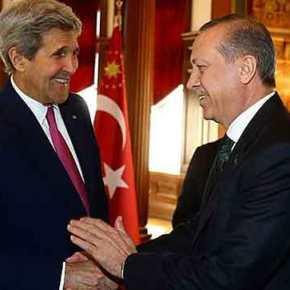 Οι ΗΠΑ κλείνουν τα κυβερνητικά τους γραφεία στην νοτιοανατολικήΤουρκία