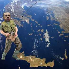 Γιατί οι Οινούσσες δεν είναι ο Στρατηγικός αλλά ούτε και ο πραγματικός στόχος τηςΤουρκίας!