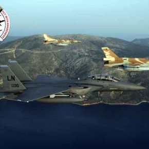 Λάλησαν οι Αμερικανοί των F-15Ε & παραμιλάνε με τον «ΗΝΙΟΧΟ 2016″ ! » (Εικόνες καιvideo)