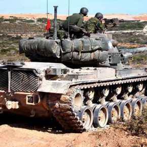 Ξαναβγήκαν τα Άρματα στη Ρόδο …Τυχαία η κίνηση τηςΑΣΔΕΝ;