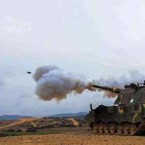 Μας «έζωσαν τα φίδια» και πήραν τα Άρματα φωτιά στον Έβρο! (Φώτο & HDvideo)
