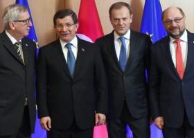 ΕΕ: Τινάζεται στον αέρα η συμφωνία με τηνΤουρκία;