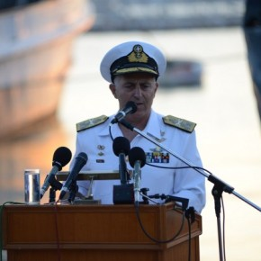 Ο Ναύαρχος Αποστολάκης ενεργοποίησε τη Δύναμη Ταχείας Αντίδρασης –ΦΩΤΟ