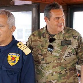 ΣΤΡΑΤΗΓΙΚΗ ΕΝΤΑΣΗΣ -Το γκρίζο σχέδιο της Άγκυρας για το Αιγαίο Στην Αμυνα και την Ασφάλεια της χώρας δεν κάνουμε σπατάλες, αλλά όμως δεν κάνουμε και εκπτώσεις – υποχωρήσεις σε ό,τι αφορά τα ελληνικά κυριαρχικάδικαιώματα!